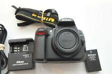 Nikon D5000 12.3MP Digital SLR Camera Innovative Vari-angle monitor