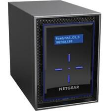 Netgear ReadyNAS 422 hochleistungsfähige Business Data Storage (rn422e2-100nes)