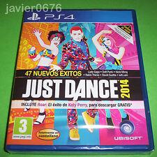 JUST DANCE 2014 NUEVO Y PRECINTADO PAL ESPAÑA PLAYSTATION 4