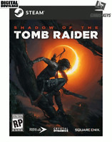 Shadow of the Tomb Raider Steam Download Key Digital Code [DE] [EU] PC