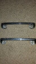 Triumph Herald vitesse interior chrome door grab  handles pair