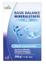 Anton Huebner Basis Balance Mineralstoffe   530631
