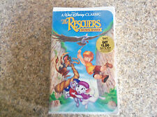 disney classic The Rescuers Down Under vhs black diamond new and sealed rare