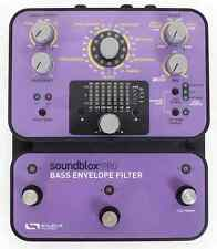 Source Audio SA143 Soundblox Pro Bass Envelope Filter Guitar Effect Pedal +Picks