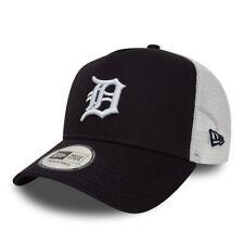 New ERA Homme Casquette de baseball. Detroit Tigers MLB un cadre Navy Mesh Trucker Hat 8S2 4