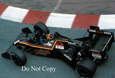 Stefan Bellof Tyrell 012 Monaco GP 1984 Photograph 3