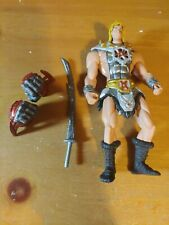 MEGA-PUNCH HE-MAN 200x Complete Masters of the Universe MOTU