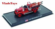 Amercom Fire Trucks 1:64 Maxim C1 Fire Truck USA 1923 ACSF58
