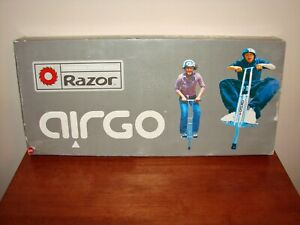 2001 Razor AIRGO Airpowered Launch Vehicle Pogo Jump Stick - NEW in Box NOS