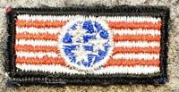 BSA Silver World Award Square Knot - Mint - Boy Scouts of America
