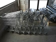 Shoping Cart Technibilt 1737 Small Shopping Carts (Sold As A Lot Of 6 Carts)