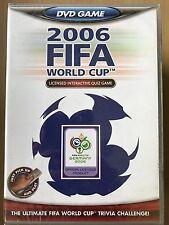 2006 ALEMANIA FIFA Copa Del Mundo Oficial interactivo SOCCER QUIZ Juegos Reino