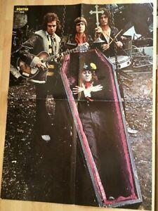 Poster SLADE - 58 x 42 cm - aus Magazin Schweden, gut erhalten