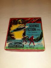 "Vintage Castle Films No 1006 Boxed 8mm S.F.F. ""The Creature From The Lagoon"""
