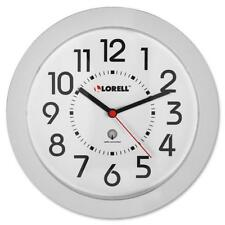 glass digital wall clocks with arabic numerals