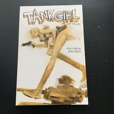Tank Girl The Gifting, TPB, Alan Martin & Ashley Wood