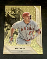 Mike Trout 2020 Bowman Sterling True SUPERFRACTOR 1/1!! - Angels WOW
