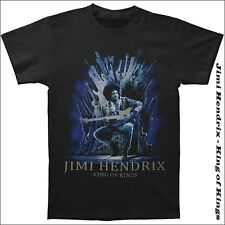 Jimi Hendrix - King of Kings, T-Shirt, Größe: XL (Unisex)