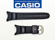 CASIO original  SEA PATHFINDER WATCH BAND STRAP RESIN Dark Blue SPF-40S SPF40S