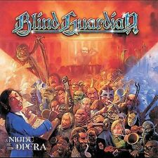 Blind Guardian : Night at the Opera CD