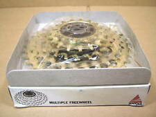 New-Old-Stock Suntour Pro-Compe 5-Speed Freewheel (14x34) w/Gold Finish