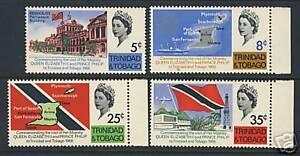 Virgin Islands - Scott 119 - 122