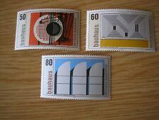 GERMANY sg2014-2016 Bauhaus 1983 full set of 3  MNH XF