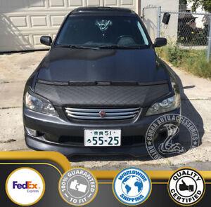 Car Hood Bra In DIAMOND Fits LEXUS IS300 IS200 IS Altezza 99 2000 01 02 03 04 05