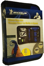 Michelin Glove Box Safety Kit (8pc) Emergency Hammer, belt cutter, USB adapter