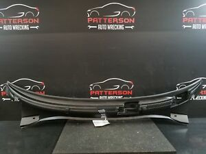 2014 FIAT 500 Cowl Vent Windshield Screen Panel Assembly