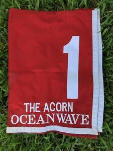 OCEANWAVE GRADE 1 ACORN SADDLE CLOTH