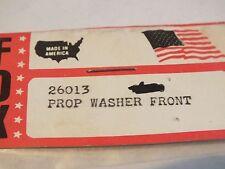 # 26013 FOX 60 PROP WASHER  ENGINE PART & ACC & CONTROL LINE MINE