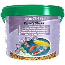 Tetra 137004 Pond Variety Sticks 10 Litre Bucket 1650g