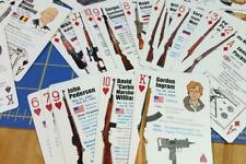 Firearms Inventors Playing Card Deck