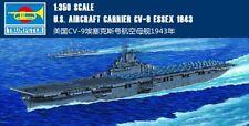 Trumpeter 1/350 05602 U.S. Aircraft Carrier CV-9 Essex model kit