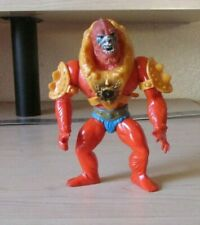 He-Man Master of the Universe Vintage 1982 BEAST MAN (yellow version) Mattel