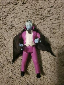 The Real Ghostbusters Dracula Monster Ghost Kenner Vintage 1989 with Cape