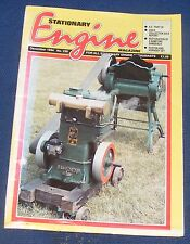 STATIONARY ENGINE MAGAZINE DECEMBER 1994 NO.250 - VINCE COLLECTION SALE REPORT