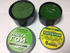 SALE! 2 PCS Polishing Paste GOI Number #1 #2 (Chromium oxide) 25gramm 30gramm