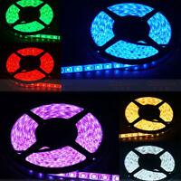 LED Stripe Streifen BandLeiste Lichterkette Lichtschlauch 5M 12V 2835 8mm Width