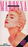 Madonna The Biography UK book 0-330-31482-3 PAN 1991