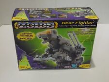 Zoids #511 Bear Fighter Wind-Up Motor Action Figure Model Kit 2001 Hasbro New
