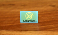Dreamcast Sega Rare Old Vintage Pin Badge Gaming Console Collectible