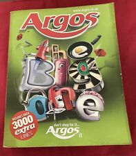 More details for vintage argos catalogue autumn/ winter 2006 history of goods good  condition