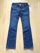 True Religion Damen Jeans Straight Gr. 28 Neu