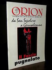 C107_Rivista mensile ORION di politica,cultura e informazione N.3 2004