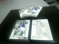 RARE ZIDANE EURO 2004 CARD FUTERA silver  no PANINI NEUF NEW MINT world football