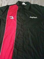 Winners Circle Sz L Nascar Dale Earnhardt SR  Intimidator #3 Black Button Shirt