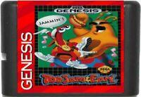 ToeJam & Earl (1991) 16 Bit MD Game Card For Sega Genesis Mega Drive System