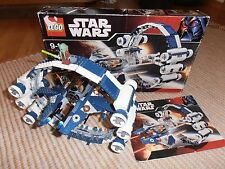 LEGO Star Wars 7661 Jedi Starfighter with Hyperdrive Booster Ring komplett m.OVP